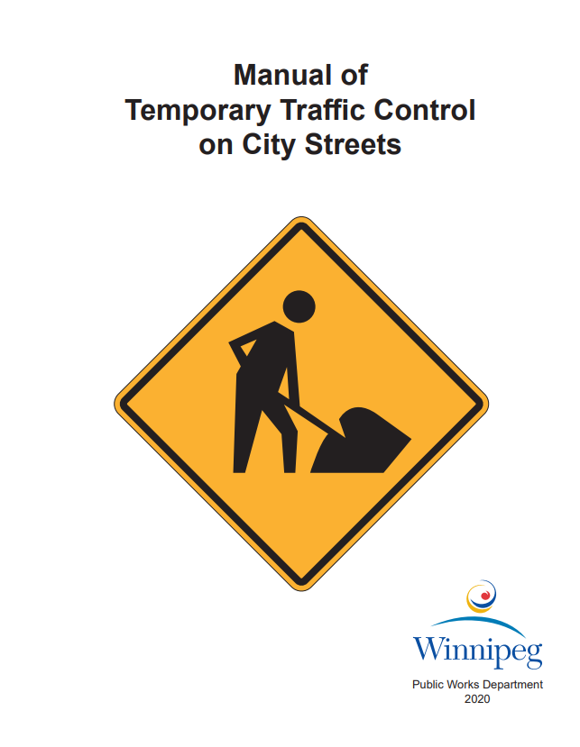 Manual of Temporary Traffic Control on City Streets